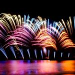 海の花火大会